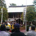 三ノ宮比々多神社と勾玉(まがたま)祭