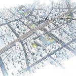 愛知県知立市視察「知立駅周辺土地区画整理事業の概要について」
