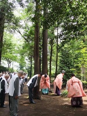 三ノ宮神社「崇敬祭」に参加