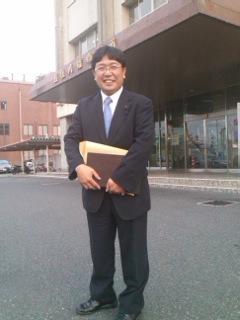 自民党県政調査に行ってきました。