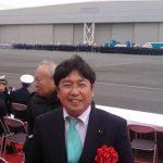 平成26年神奈川県警察年頭視閲式