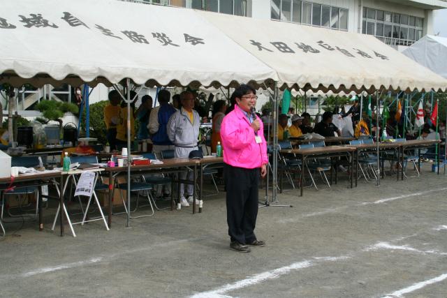 伊勢原市内の各地区で、体育祭が開催。
