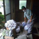 被災地、多賀城市に行きました。