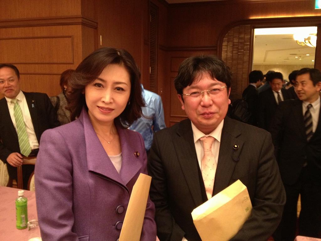 平成24年度自民党神奈川県連役員総会