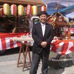 4月は伊勢原市内祭礼シーズンです。
