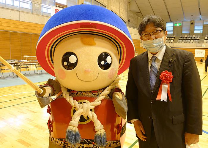 かながわシニアスポーツフェスタ2020剣道大会。